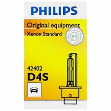 Philips Genuine D4S 42402C1 Xenon HID Upgrade Headlight Bulb, Made in Germany