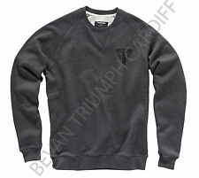 TRIUMPH TRI CHARCOAL SWEAT MSWS16000 SIZE XL FREEPOST UK*