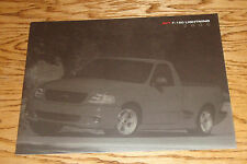 Original 2000 Ford Truck SVT F-150 Lightning Sales Brochure 00
