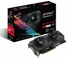 ASUS STRIX-RX470-O4G-GAMING Radeon RX 470 Graphic Card - 1.27GHz Core - 4G GDDR5