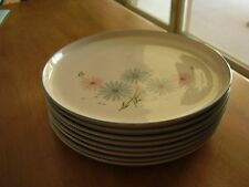 """Franciscan Maytime 10"""" Dinner Plates Set of Eight FREE SHIPPING"""