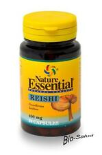REISHI 400 MG. 50 CAPSULAS NATURE ESSENTIAL / COLESTEROL - HIPERTENSION   NE2027