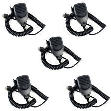 5pcs 8Pin Mic Microphone for Kenwood KMC-30 TK-880 TK-760 TK-768 Mobile Radio