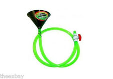 New Head Rush Extreme Beer Bong Tube and Funnel With Valve Drinking Game Party