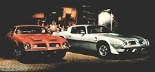 1975 Pontiac Brochure:FIREBIRD TRANS-AM,LeMans,GRAND PRIX,CATALINA,VENTURA,