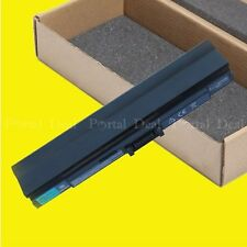 6 Cell Battery 4 Acer Aspire 1410 UM09E70 UM09E71 Black