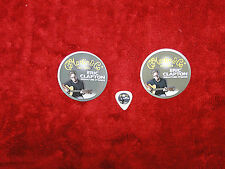Eric Clapton Martin Guitars Promotional Sticker  Magnet  Guitar Pick
