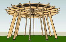 garten terrasse gartenbauten sonnenschutz pavillons ebay. Black Bedroom Furniture Sets. Home Design Ideas