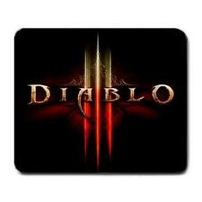 NEW Large Mouse Pad DIABLO III - Computer or Gaming MousePad Diablo 3 MP1043