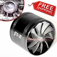 AIR INTAKE FAN K Turbo Supercharger Turbonator Charger Gas Fuel Saver fo HYUNDAI