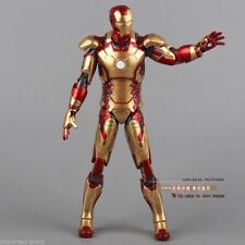 "7"" Marvel The Avengers Stark Iron Man 3 Mark VII MK 42 PVC Action Figure"