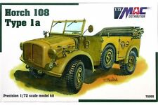 MAC DISTRIBUTION 72055 1/72 Horch 108 Type 1a
