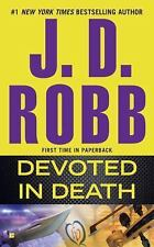 In Death: Devoted in Death 41 by J. D. Robb (2016, Paperback)