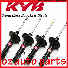 SUBARU FORESTER SG 2.5L WAGON 8/2003-6/2005 FRONT & REAR  KYB SHOCK ABSORBERS