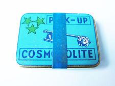 Grammophon NADELDOSE COSMOPOLITE PICK-UP - OVP ! gramophone needle tin