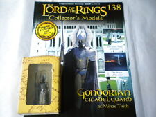 Lord of the Rings Figures Issue 138 Gondorian Citadel Guard at Minas Tirith