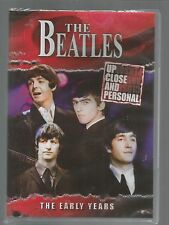 THE BEATLES UP CLOSE AND PERSONAL - THE EARLY YEARS - sealed/new DVD documentary