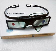 Active Shutter Bluetooth 3D Glasses For Sony Samsung SSG-5100GB Sharp Toshiba