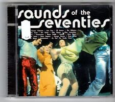 (GN74) Various Artists, Sounds Of The Seventies - 2001 CD
