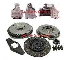 FOR FORD TRANSIT 2.4 CLUTCH SOLID MASS FLYWHEEL CONVERSION 5 SPEED STARTER MOTOR