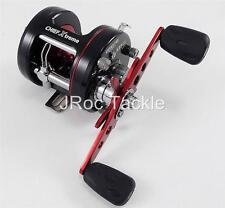 OMOTO CHIEF XTREME 531CX (Left Hand)  SERIES PRO SURF BAITCASTING FISHING REEL