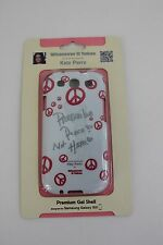 Premium Gel Shell For Samsung Galaxy SIII Whatever It Takes Katy Perry New