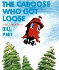 The Caboose Who Got Loose-ExLibrary