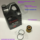 VAUXHALL ZAFIRA MK2 1.9 CDTI DIESEL 05-10 SERVICE KIT OIL FILTER +5L ENGINE OIL