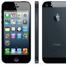 Apple iPhone 5 - 16GB - Blanco/negro (Libre) Smartphone