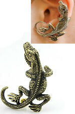 Women's Vintage Lizard Side Earring Left Ear Only Costume Jewellery