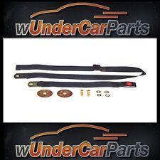 OMIX-ADA 13202.04 60-Inch Front/Rear Lap Seat Belt 41-95 Jeep CJ & Wrangler