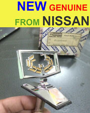 Datsun Nissan Laurel C31 200L 240L Hood Emblem Badge NOS NEW