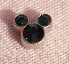 May Mickey Mouse Floating Locket Charm - NEW