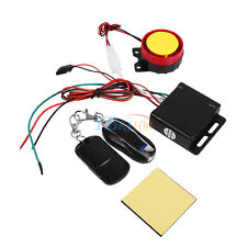 Motorcycle Motorbike Anti-theft Security Alarm System Remote Control 12V 315MHZ