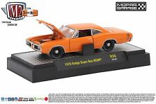 M2 Dodge Super Bee 1970 Orange 1/64 32600-36