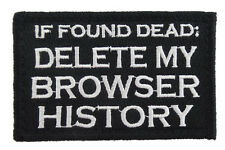 IF FOUND DEAD DELETE MY BROWSER HISTORY HOOK PATCH  SH   666