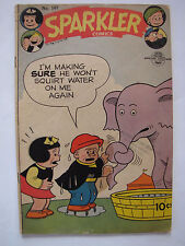 Sparkler Comics #107 (Sep-Oct 1952, United Features) [VG+ 4.5]