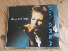 THEN JERICO - BIG AREA *4 Track Picture MCD London 886 389-2  v. 1989*