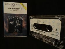 MORGOTH CURSED / 1991 / MC, CASSETTE