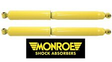 Monroe Gas Magnum Pair Rear Left & Right Shocks Ford F-150 F-250 F-350 4WD