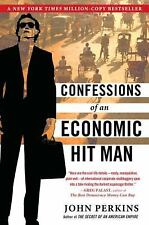 Confessions of an Economic Hit Man by John Perkins (2005, Pape (FREE 2DAY SHIP)