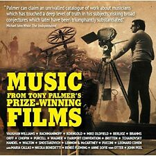 Tony Palmer - Music from Tony Pamer's Prize Winning Films [New CD]