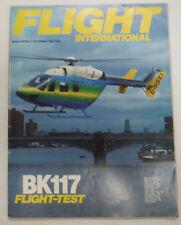Flight International Magazine BK117 Flight Test December 1983 FAL 061015R