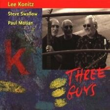 LEE KONITZ - THREE GUYS  CD NEU