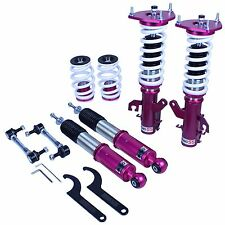 MONO SS COILOVER DAMPER STRUT SUSPENSION KIT Fits NISSAN CUBE 09-14 (Z12)