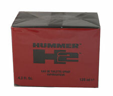 Hummer H2 by Hummer for Men 4.2 oz Eau de Toilette Spray NIB Sealed