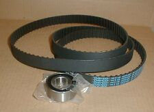 Maserati Biturbo  TIMING BELT & TENSIONER BEARING SET with cam camshaft cogged