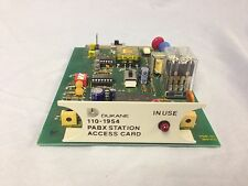 Dukane 110-1954 PABX Station Access PCB for 2A501, 2B501 or 2C501 Select A Page