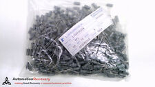 ILLINOIS CAPACITOR 106BPS035M - PACK OF 500 - ELECTROLYTIC CAPACITOR, NEW