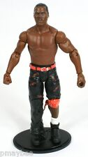 "WWE JTE 7"" Action Figure  & Stand, 2010 ©Mattel, Inc 05710B"